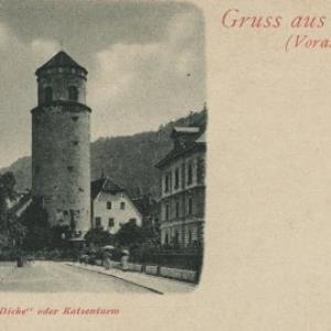 Gruss aus Feldkirch von [Verlag nicht ermittelt]