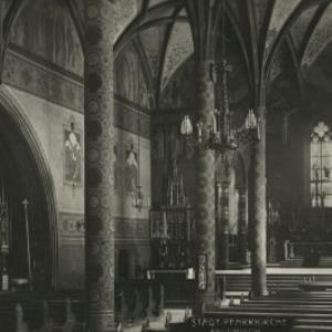 Stadt-Pfarrkirche von Müller, Richard