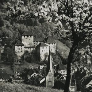 Feldkirch, Schattenburg / Risch-Lau von Risch-Lau, ...