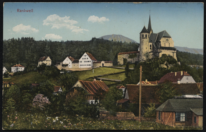 Rankweil von Moosmann, Karl