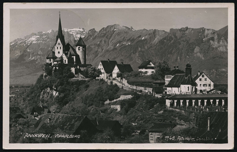 Rankweil, Vorarlberg / Heim von Heim, ...