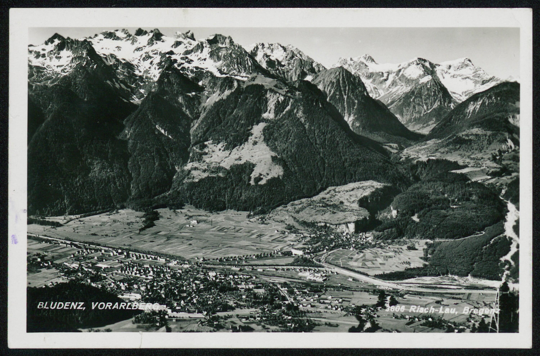 Bludenz, Vorarlberg / Risch-Lau von Risch-Lau, ...