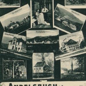Andelsbuch i. Bregenzerwald von Phot. Atelier, Hild A.