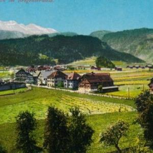 Andelsbuch im Bregenzerwald von Purger u. Co.