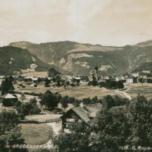 Andelsbuch im Bregenzerwald / C. Risch-Lau von Risch-Lau, C.