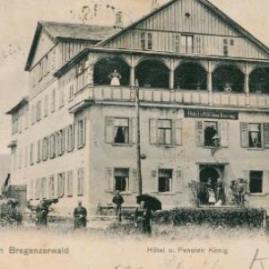 Andelsbuch im Bregenzerwald von Peter, Ferdinand