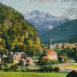 Au im Bregenzerwald von Purger u. Co.