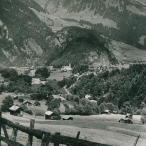 Au i. Bregenzerwald mit Didamskopf / Risch-Lau von Risch-Lau, ...