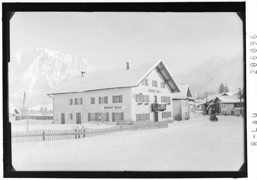 Hotel Edelweiss Lermoos Osterreich