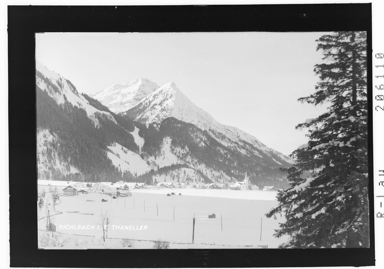Bichlbach in Tirol / Thaneller von Risch-Lau