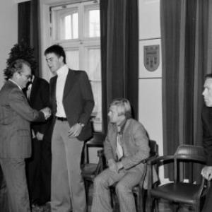 Rettungsmedaillen 1976 / Helmut Klapper von Klapper, Helmut