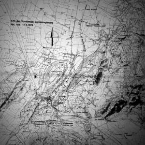 Straßenplan Feldkirch VIIb (Repro) / Helmut Klapper von Klapper, Helmut