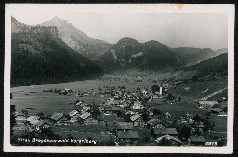 Bizau Bregenzerwald Vorarlberg / Aufnahme von Risch-Lau von Risch-Lau, ...