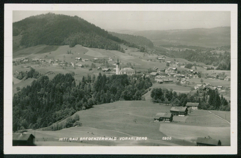Hittisau Bregenzerwald Vorarlberg / Aufnahme von Risch-Lau von Risch-Lau, ...