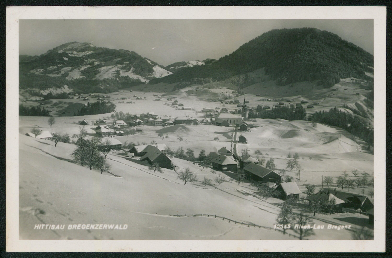 Hittisau Bregenzerwald / Risch-Lau von Risch-Lau, ...