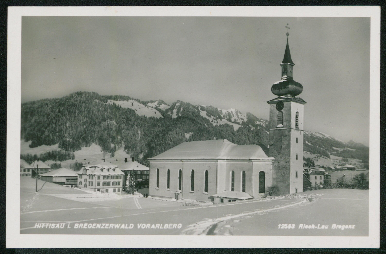 Hittisau i. Bregenzerwald Vorarlberg / Risch-Lau von Risch-Lau, ...